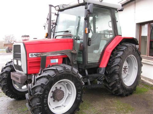 Photo du Tracteurs agricoles MF 6120