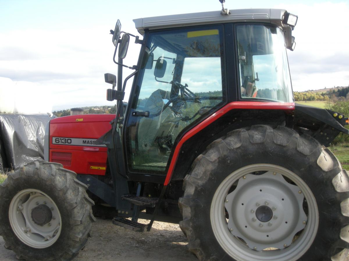 Photo du Tracteurs agricoles MF 6130