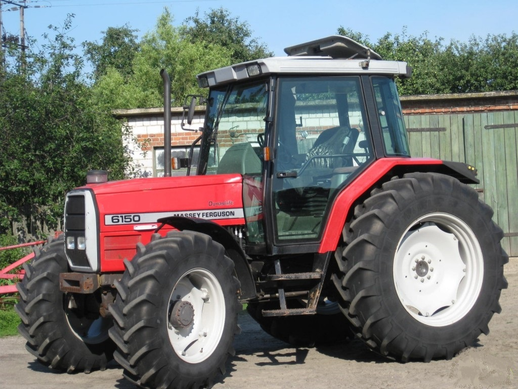 Photo du Tracteurs agricoles MF 6150