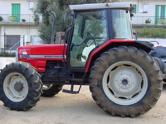 Photo du Tracteurs agricoles MF 6160