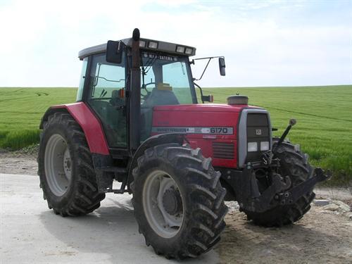 Photo du Tracteurs agricoles MF 6170