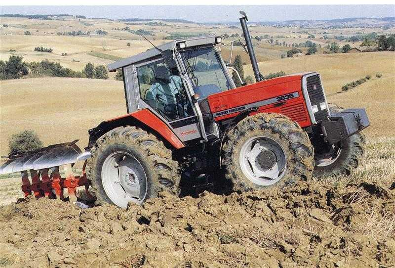 Photo du Tracteurs agricoles MF 3635