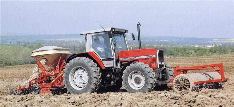 Photo du Tracteurs agricoles MF 3645