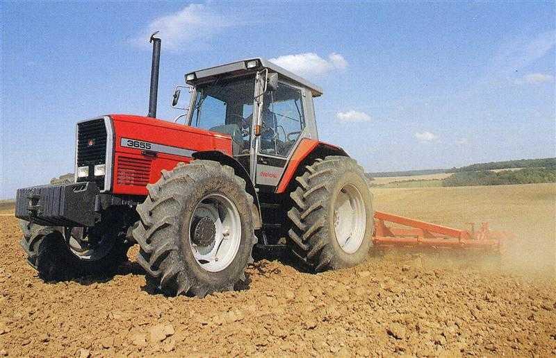 Photo du Tracteurs agricoles MF 3655