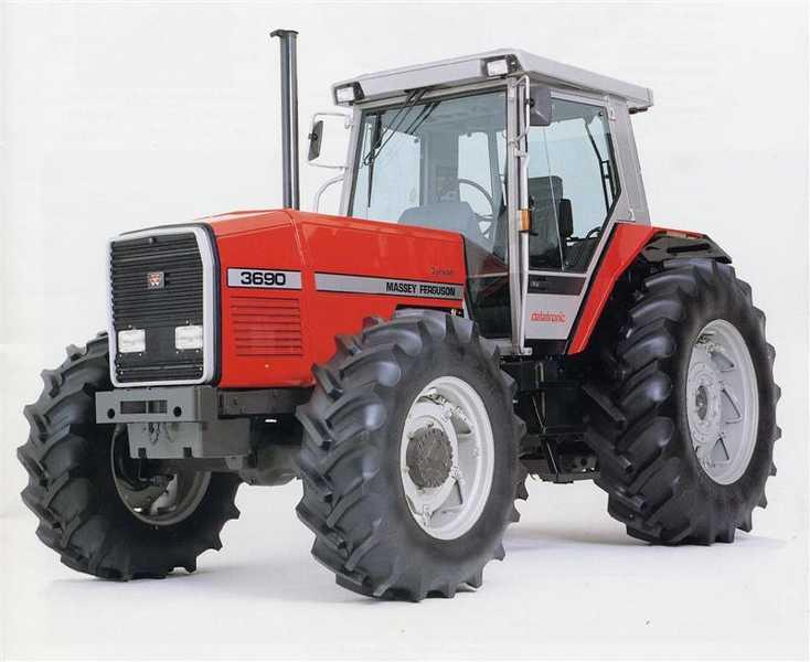 Photo du Tracteurs agricoles MF 3690