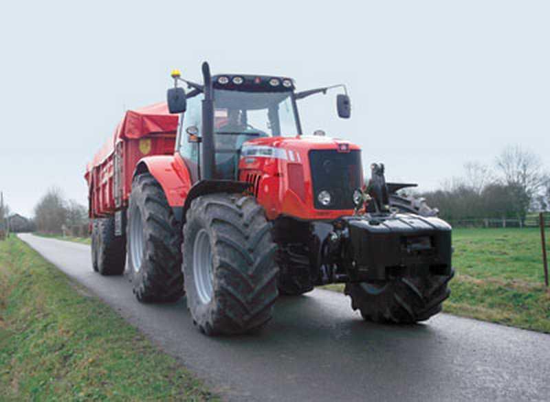 Photo du Tracteurs agricoles MF 6485 (Dyna-6)
