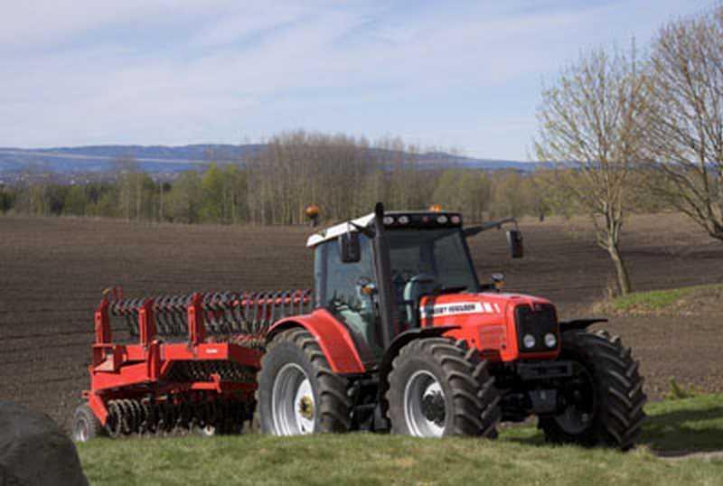 Photo du Tracteurs agricoles MF 6485