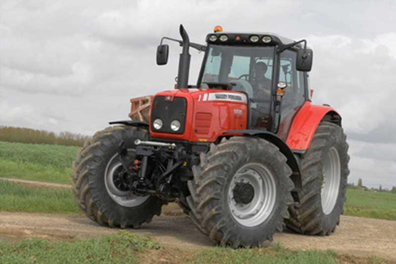 Photo du Tracteurs agricoles MF 6490