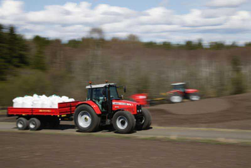 Photo du Tracteurs agricoles MF 6475