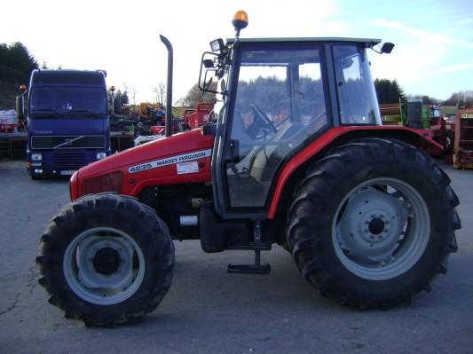 Photo du Tracteurs agricoles MF 4235