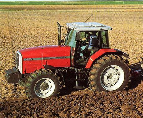 Photo du Tracteurs agricoles MF 8140