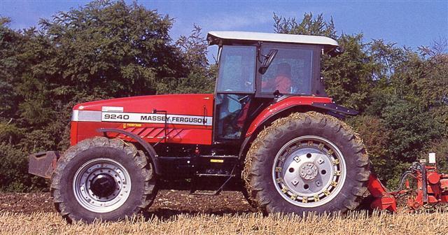 Photo du Tracteurs agricoles MF 9240