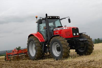 Photo du Tracteurs agricoles MF 7485