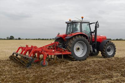 Photo du Tracteurs agricoles MF 7490