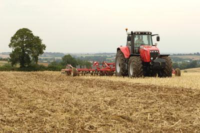 Photo du Tracteurs agricoles MF 8450