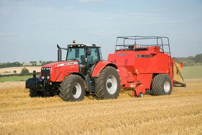 Photo du Tracteurs agricoles MF 8470
