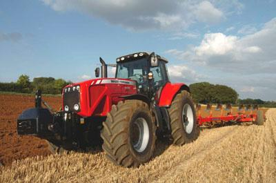 Photo du Tracteurs agricoles MF 8480