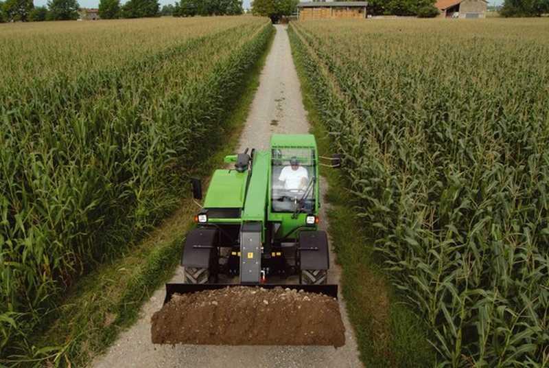 Photo du Chargeurs télescopiques Agrovector 26.6