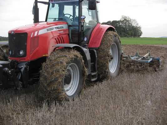 Photo du Tracteurs agricoles MF 7495