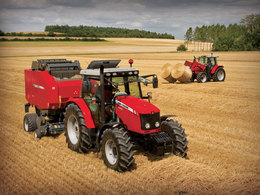 Photo du Tracteurs agricoles MF 5470