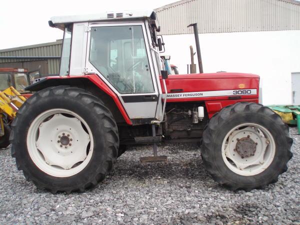 Photo du Tracteurs agricoles MF 3080