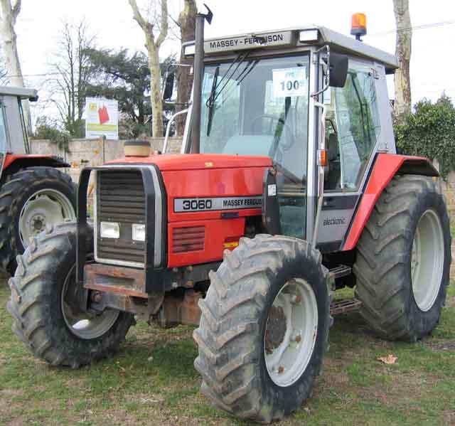 Photo du Tracteurs agricoles MF 3060