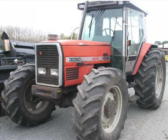 Photo du Tracteurs agricoles MF 3090