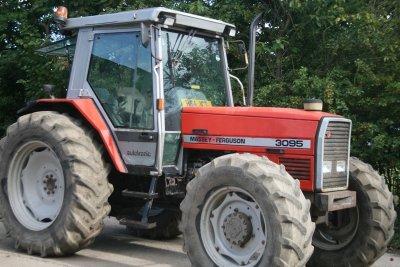 Photo du Tracteurs agricoles MF 3095