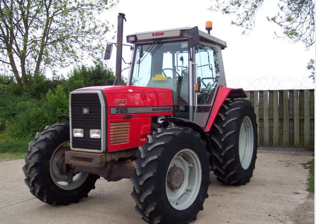 Photo du Tracteurs agricoles MF 3125