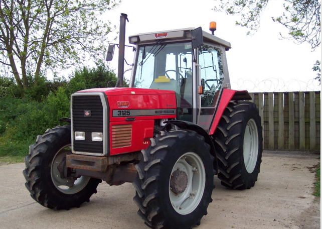 Photo du Tracteurs agricoles MF 3125