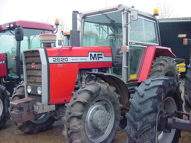 Photo du Tracteurs agricoles MF 2620