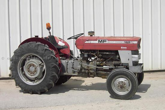 Photo du Tracteurs agricoles MF 158