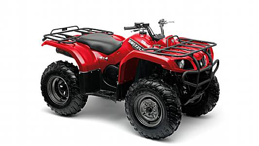 avis grizzly 350 de la marque yamaha quads. Black Bedroom Furniture Sets. Home Design Ideas