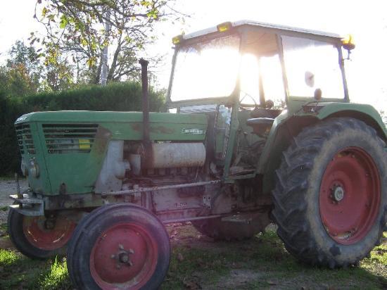 Photo du Tracteurs agricoles 8006