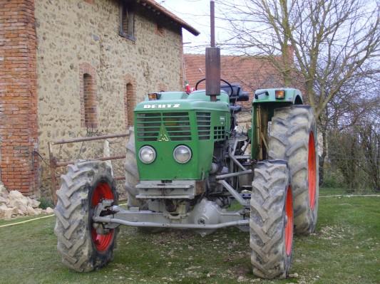Photo du Tracteurs agricoles 6006