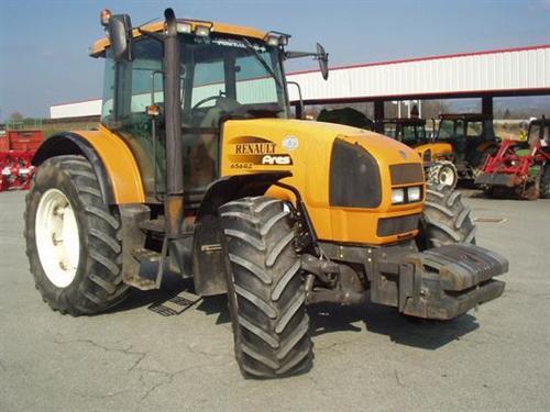 Photo du Tracteurs agricoles Arès 656 RZ