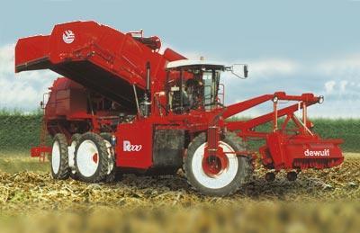 Photo du Arracheuses à pommes de terre Mega R5000