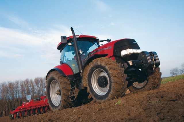 Photo du Tracteurs agricoles Puma 165