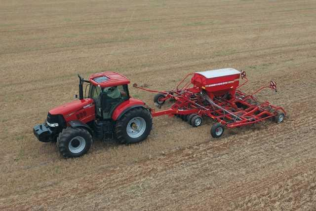 Photo du Tracteurs agricoles Puma 210