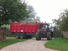 Photo du Remorques agricoles Grande Capacité Ensilage