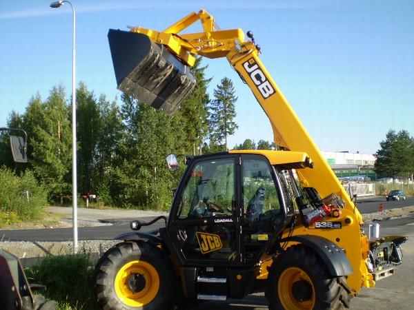 Photo du Chargeurs télescopiques Tele-Agri 536 Agri Super