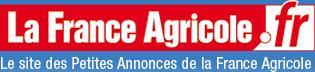Photo du Sites internet de matériels agricoles d'occasion La France Agricole.fr
