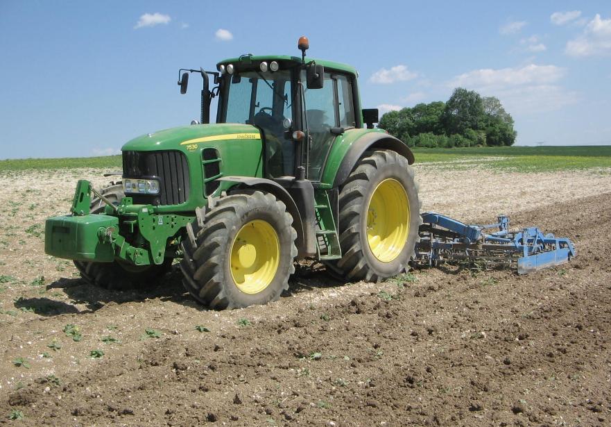 Photo du Tracteurs agricoles 7530
