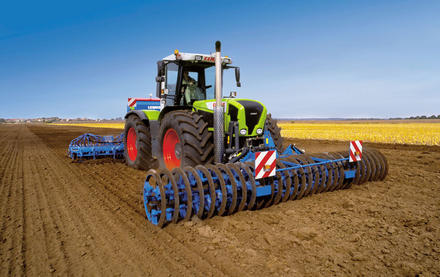 Photo du Tracteurs agricoles Xerion 3300 Trac/ Trac VC/ Saddle Trac (2008)