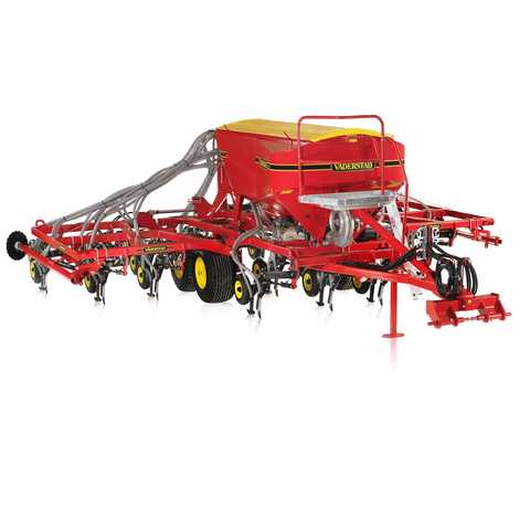 "Photo du Semoirs ""rapides"", ""directs"", ""semi-directs"" SeedHawk 4m/6m/8m"