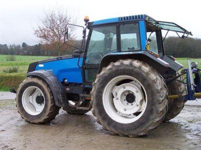 Photo du Tracteurs agricoles 8450