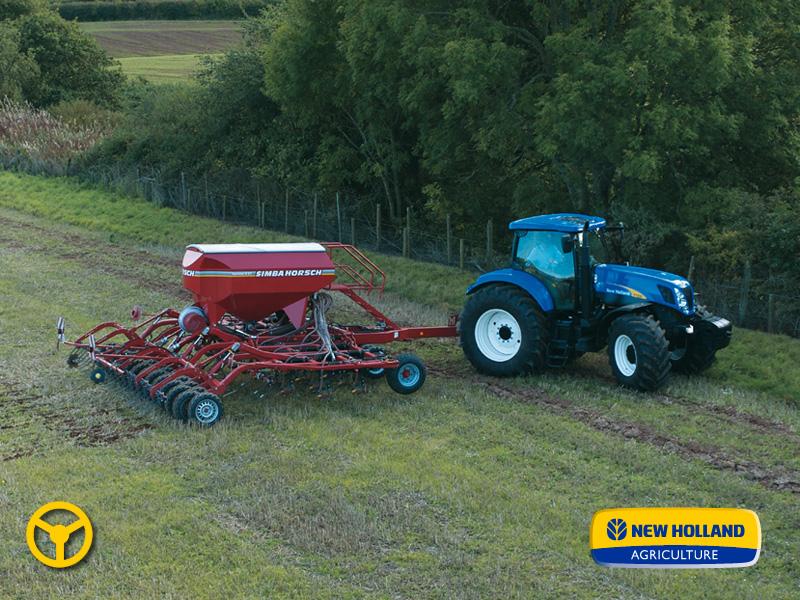 Photo du Tracteurs agricoles T7030