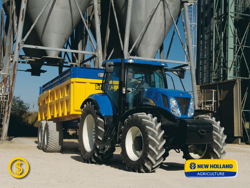 Photo du Tracteurs agricoles T7050
