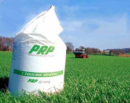 Photo du Amendements minéraux PRP sol