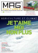 Photo du magazines, journaux agricoles Le MAG Cultures